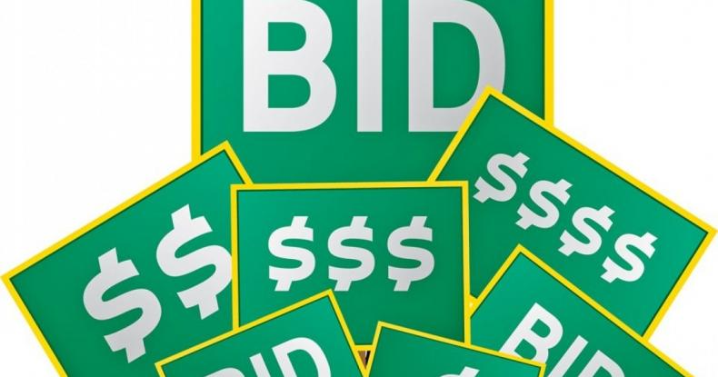 Bids and Money