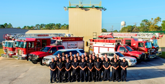 Douglas Fire Department Group