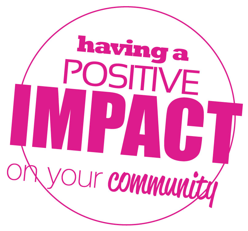 Having a Positive Impact on Your Community