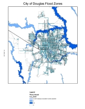 Flood Zone Map