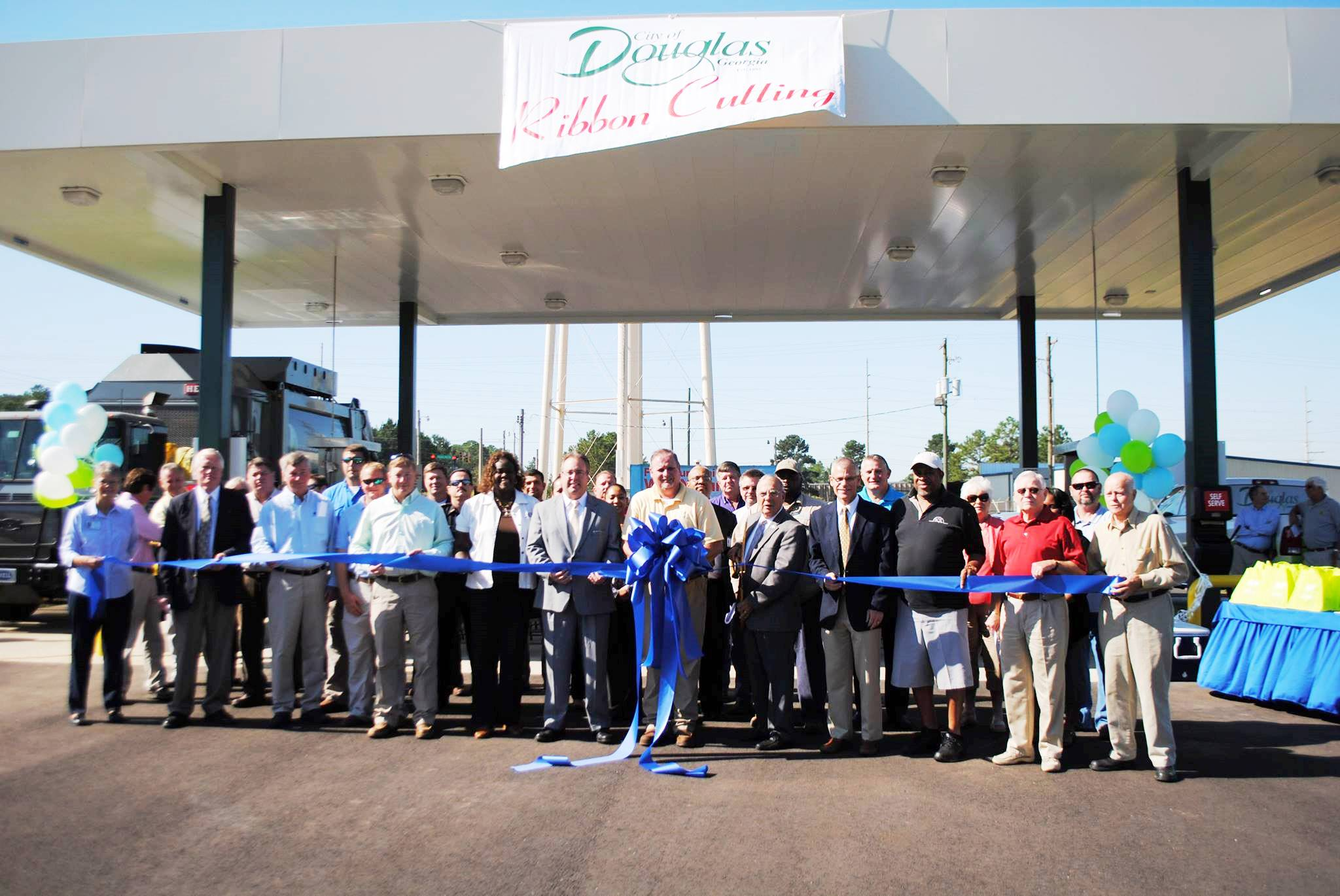 Ribbon Cutting Ceremony, Wednesday, October 8
