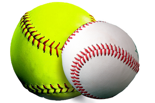 Softball and Baseball