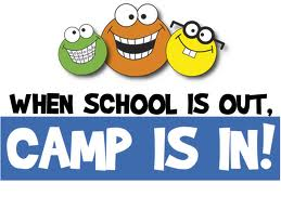 When School Is Out, Camp Is In!