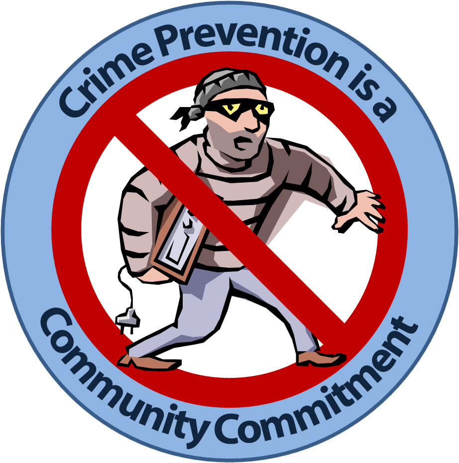 Crime Prevention is a Community Commitment Opens in new window