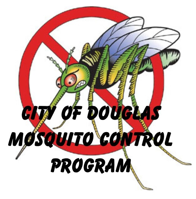 City of Douglas Mosquito Control Program - Mean mosquito
