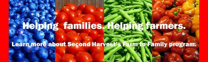 Second Harvest Food Assistance Website