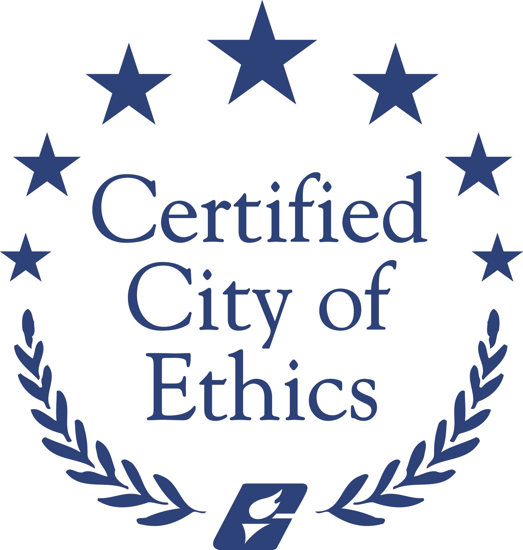 Certified City of Ethics Logo
