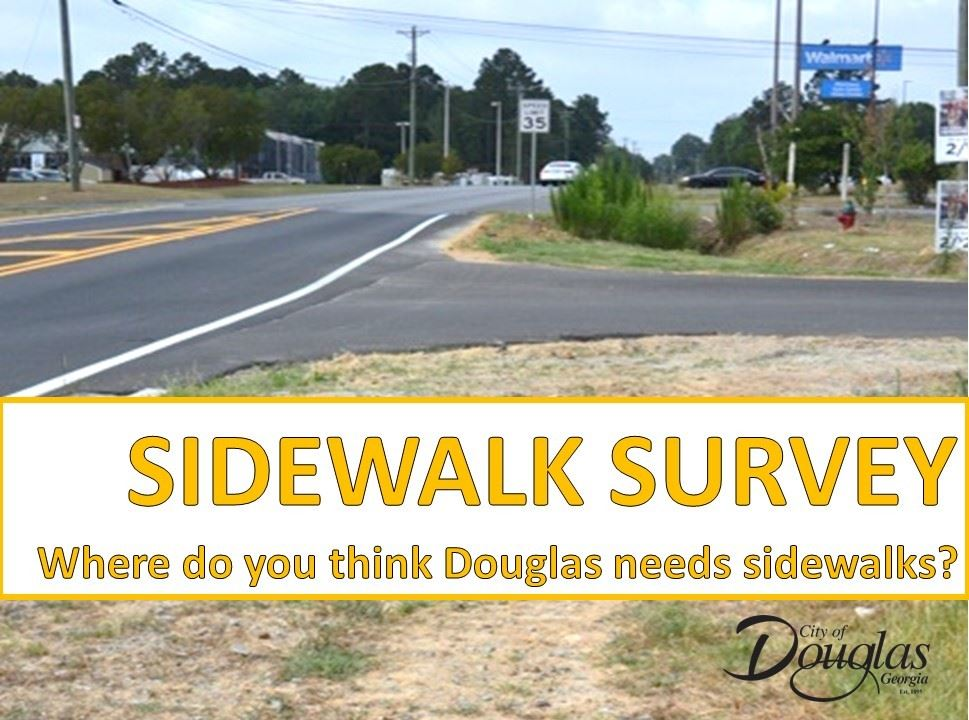 Sidewalk Survey - facebook