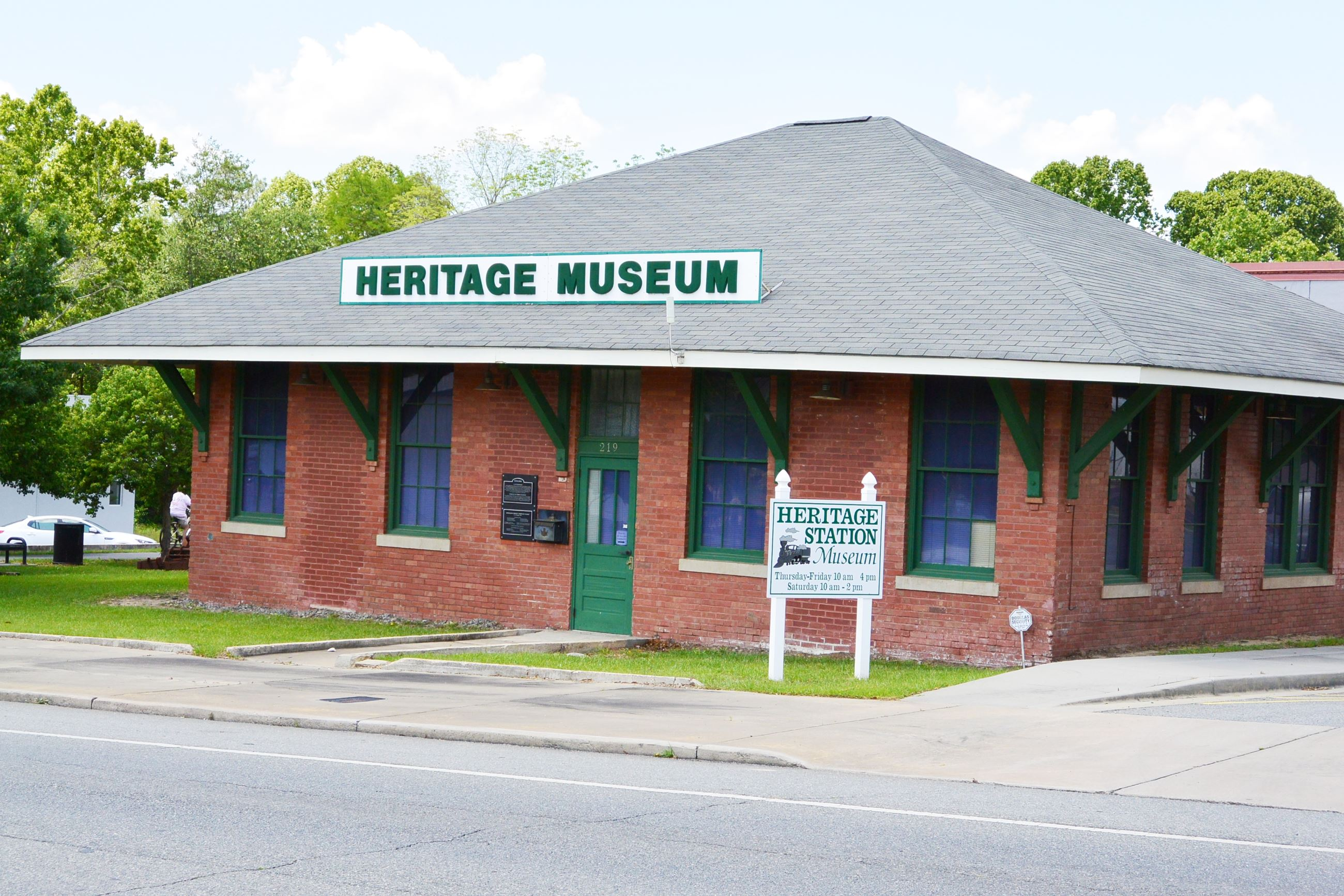 Heritage Station Museum - Outside Photo