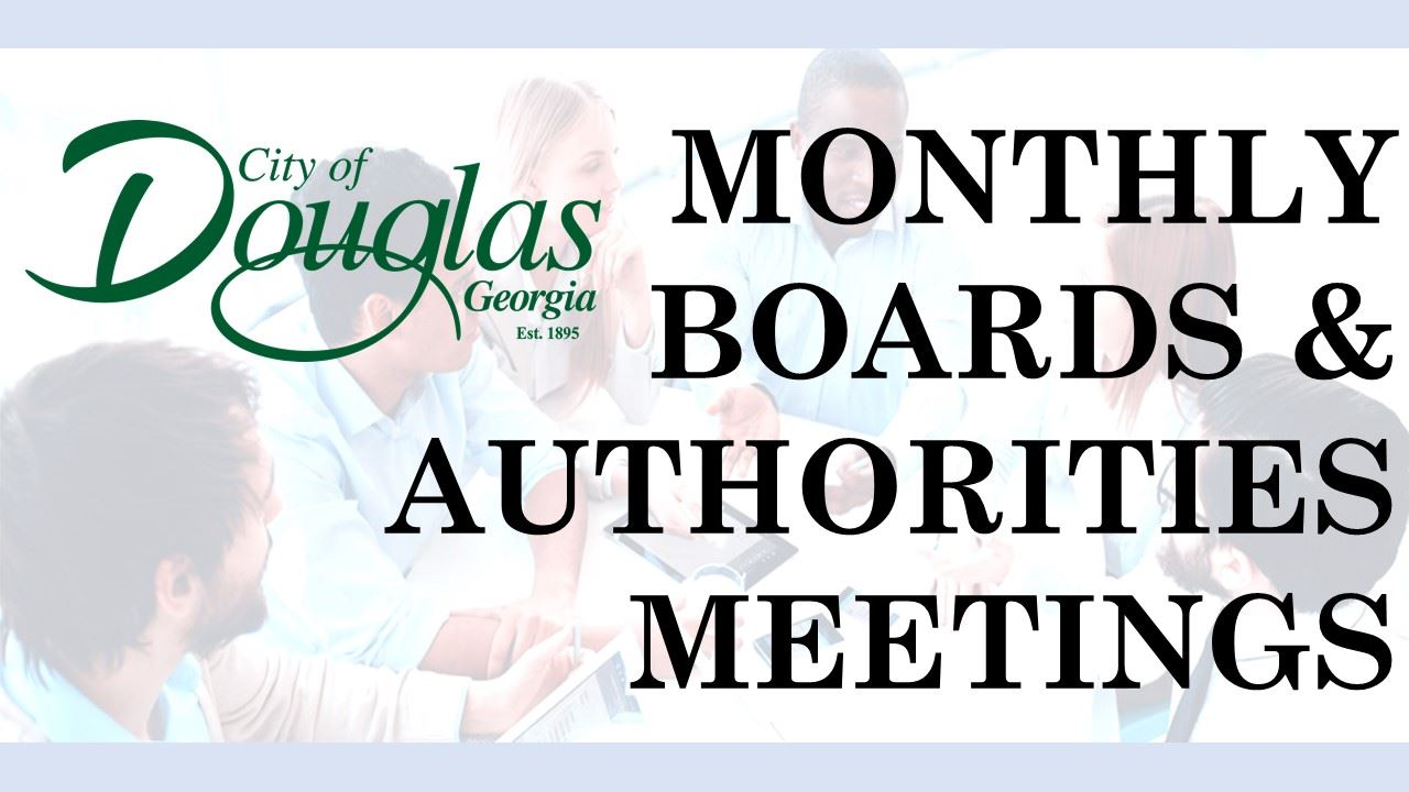 Monthly Meetings Graphic