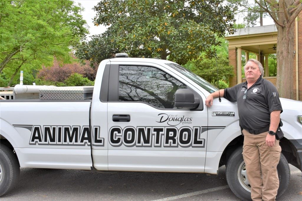 Image of Tim Gay Animal Control Officer