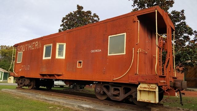 Caboose - Museum (RESIZED)