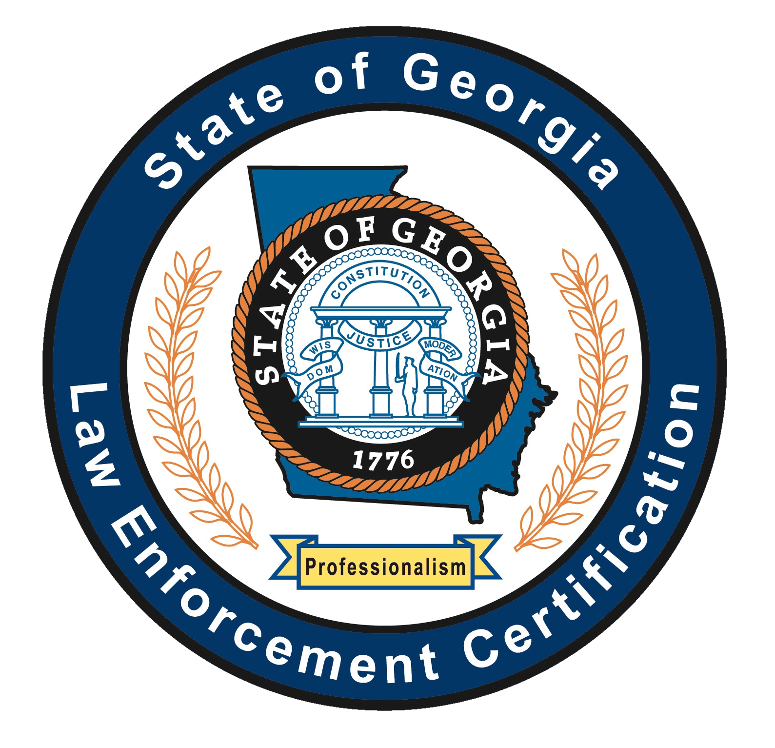 photo of state certification logo