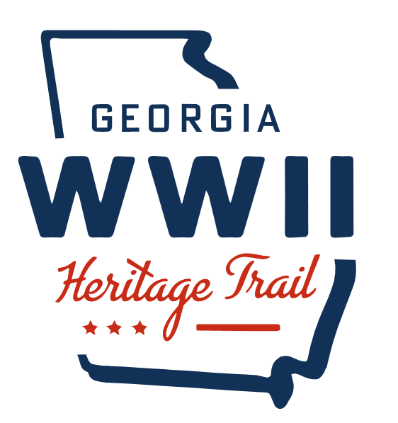 Photo of GA State WWII Heritage Trail Logo