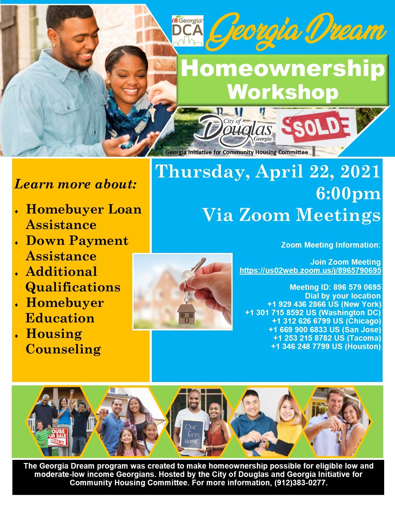 DreamHome Flyer