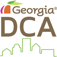 Image of Georgia Department of Community Affairs Logo
