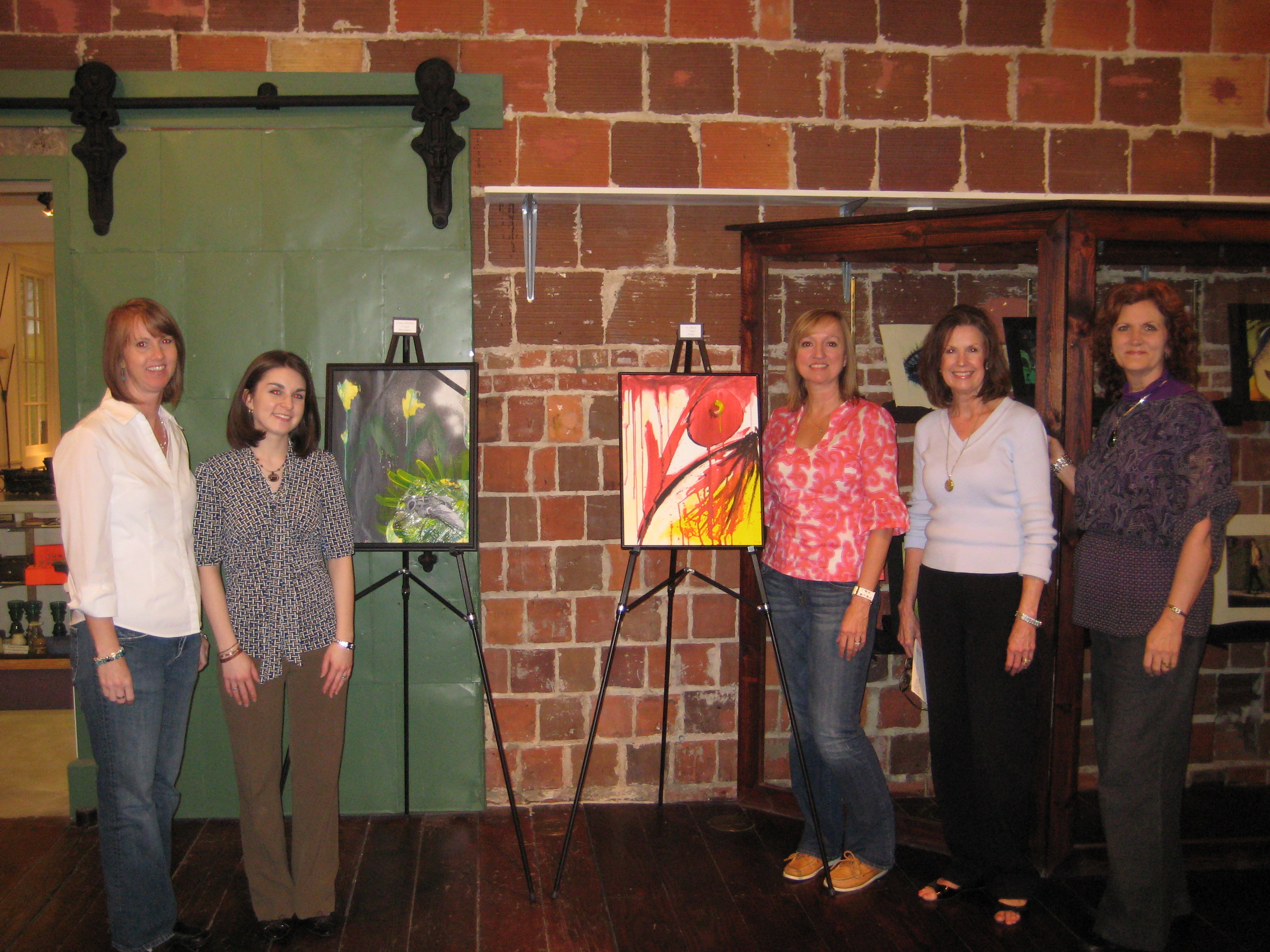 Youth Art Show at Heritage Station Museum