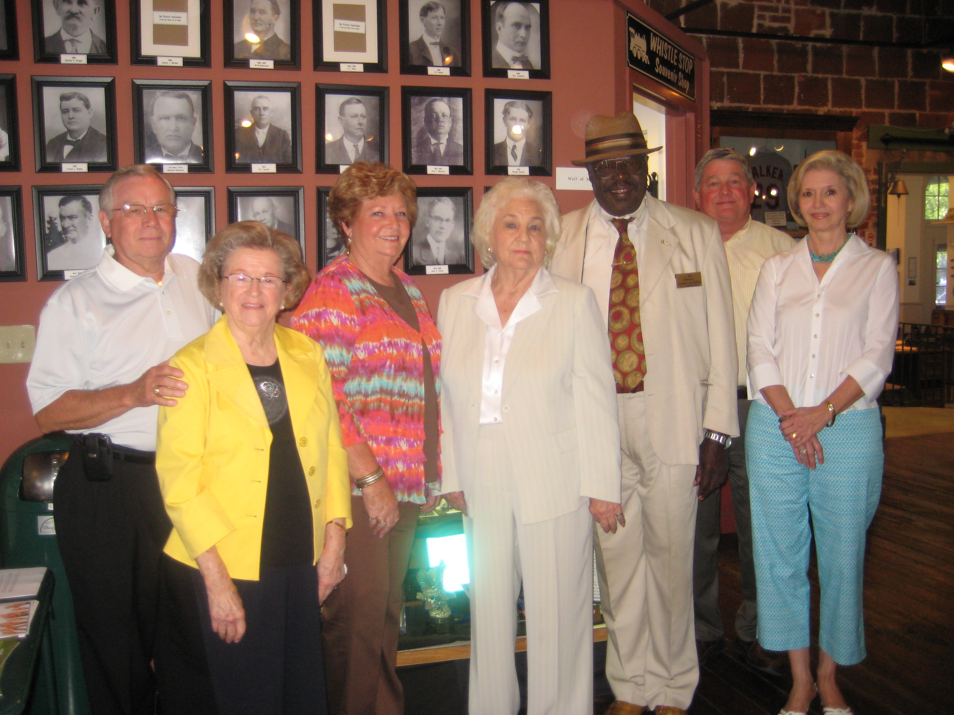 Transformational Leaders Exhibit at Heritage Station Museum