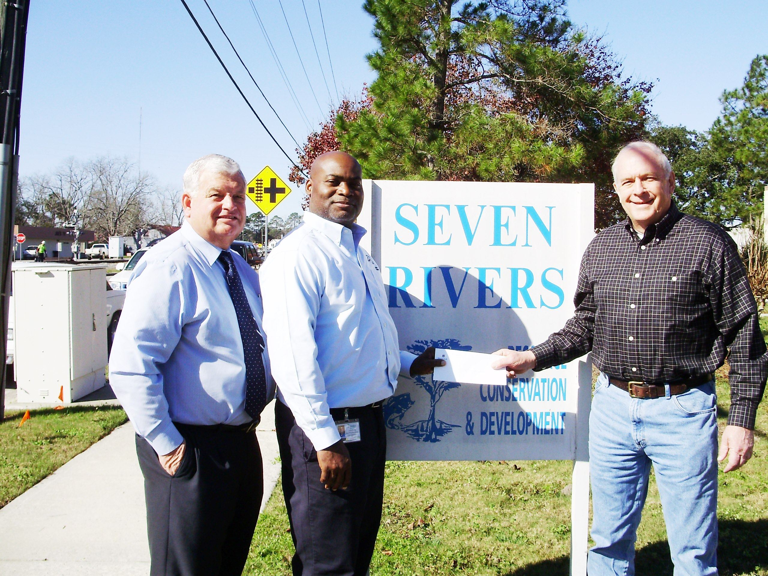 DCCPRD Donation from Seven Rivers RDC.JPG
